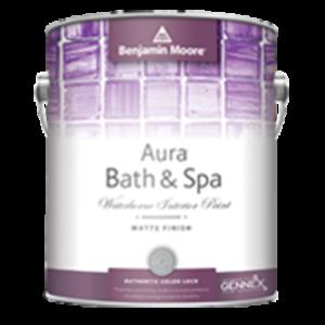 Aura® Bath & Spa Waterborne