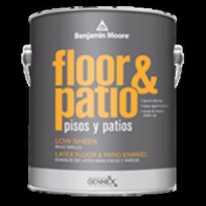 Floor & Patio Latex Enamel